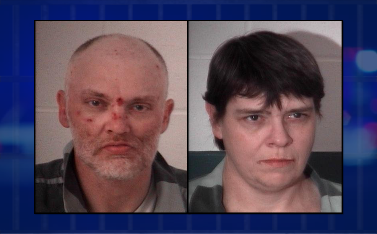 Police Allegedly Find Morphine, Heroin and Meth During Traffic Stop, Two Arrested