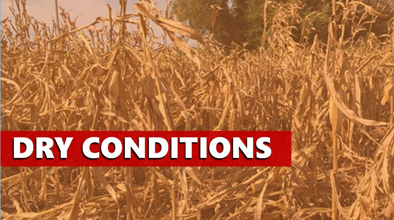 Officials Warn Area Farmers About Fire Risk as Dry Conditions Continue With Harvest Beginning