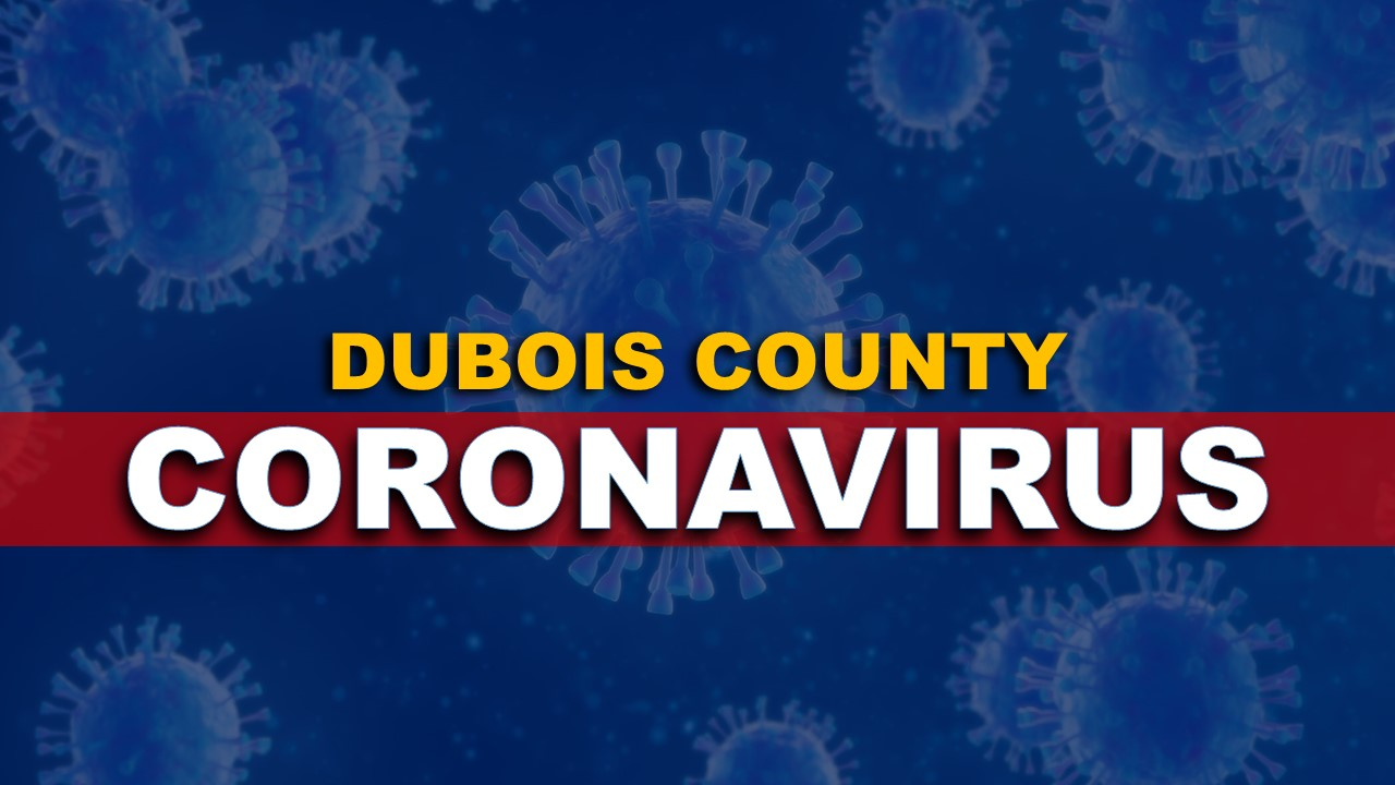 Six New COVID-19 Cases Announced Thursday Bring Dubois County's Total to 169