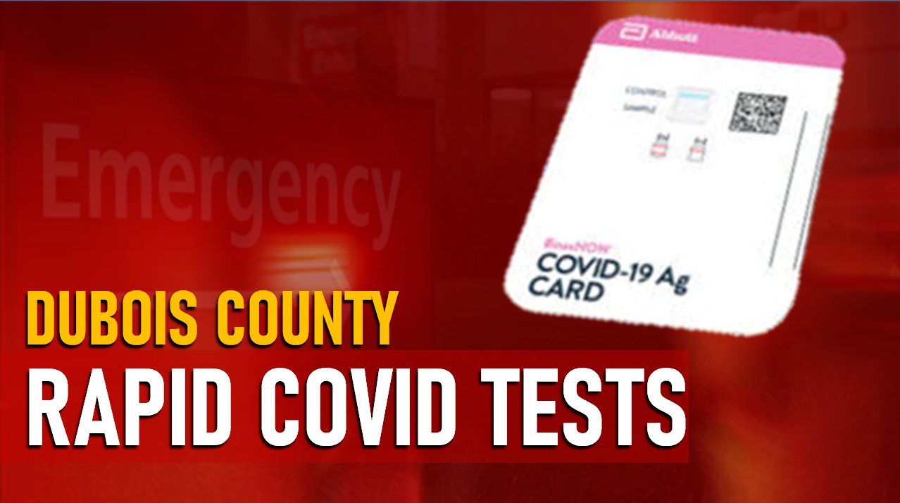 New Rapid COVID-19 Test Now Available at Jasper Testing Site