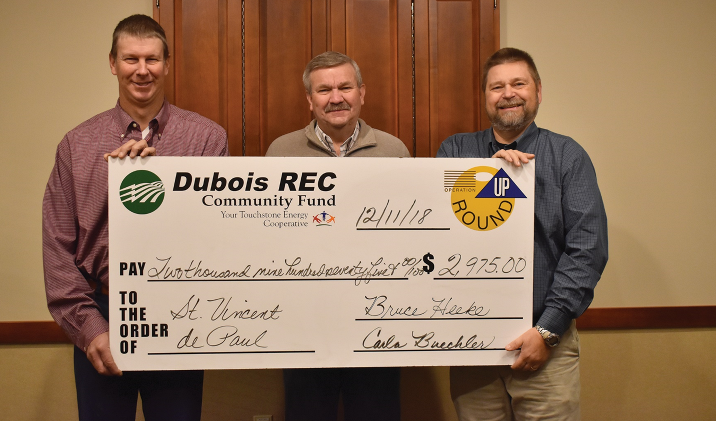 Dubois REC Fund Awards More Grants to Local Groups