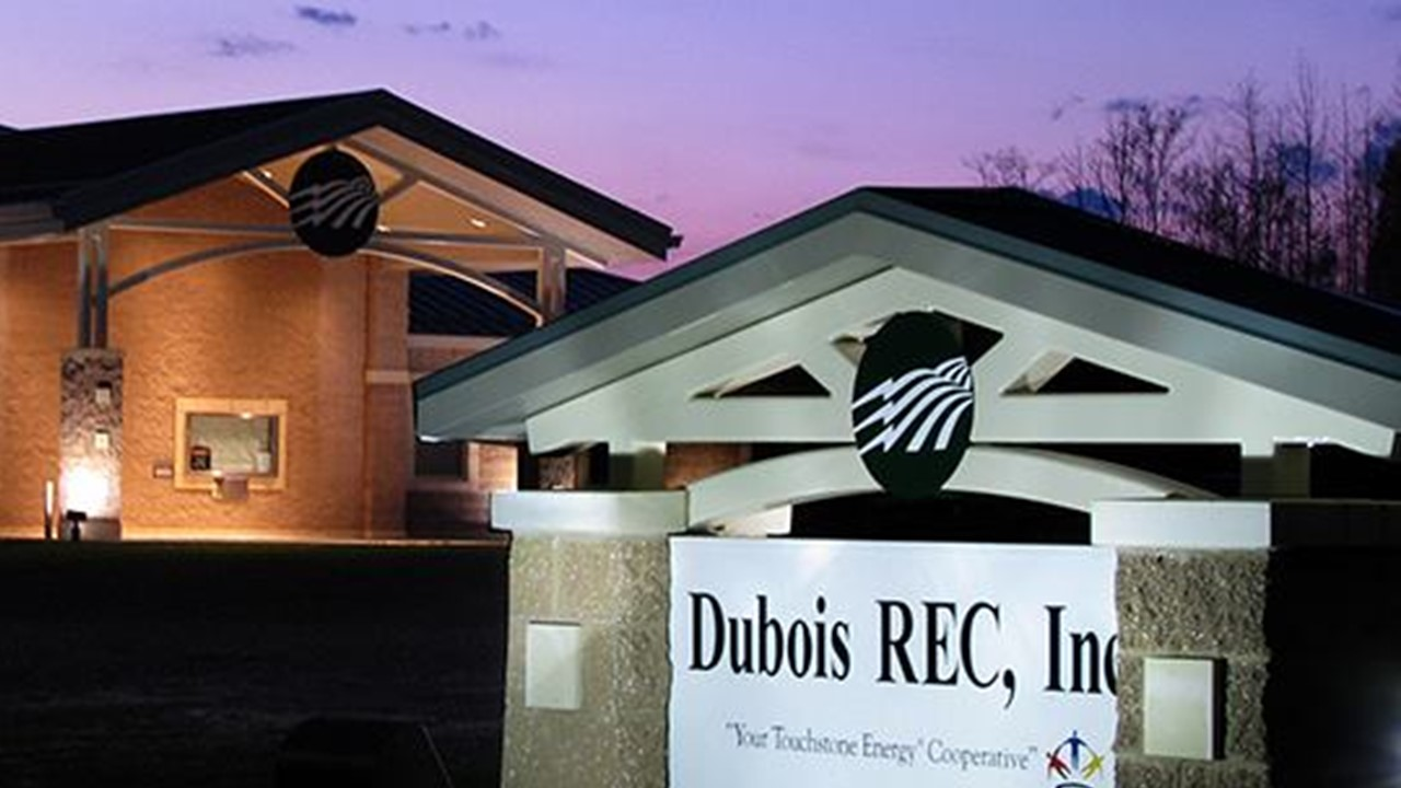 Dubois REC Operation Round Up Awards $6,100 in Local Grants