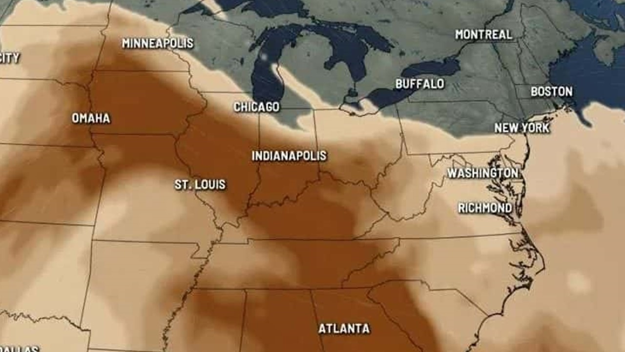 Experts Warn Sahara Dust Will Likely be More Intense In Indiana Than In Years Past
