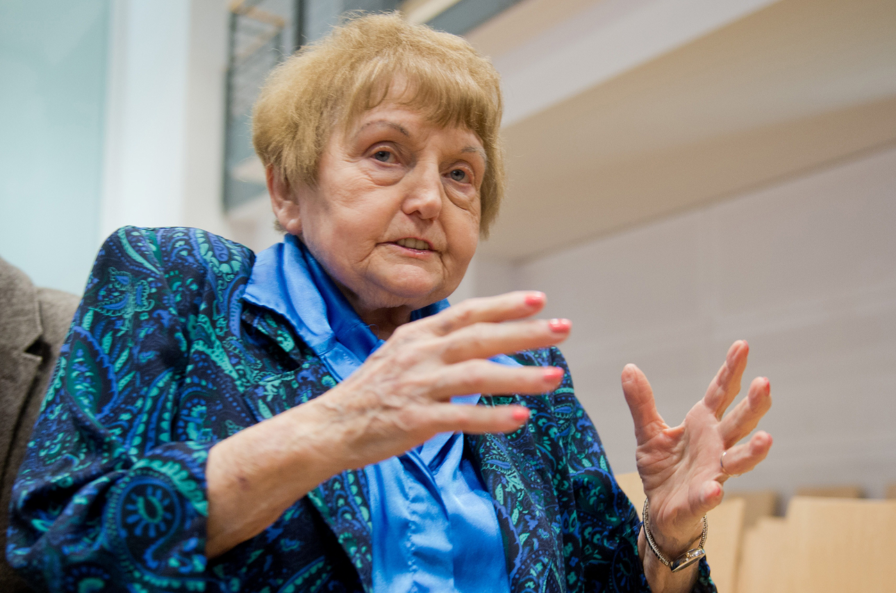 Funeral Services Set for Holocaust Survivor Eva Kor Who Died Over the Weekend at 85