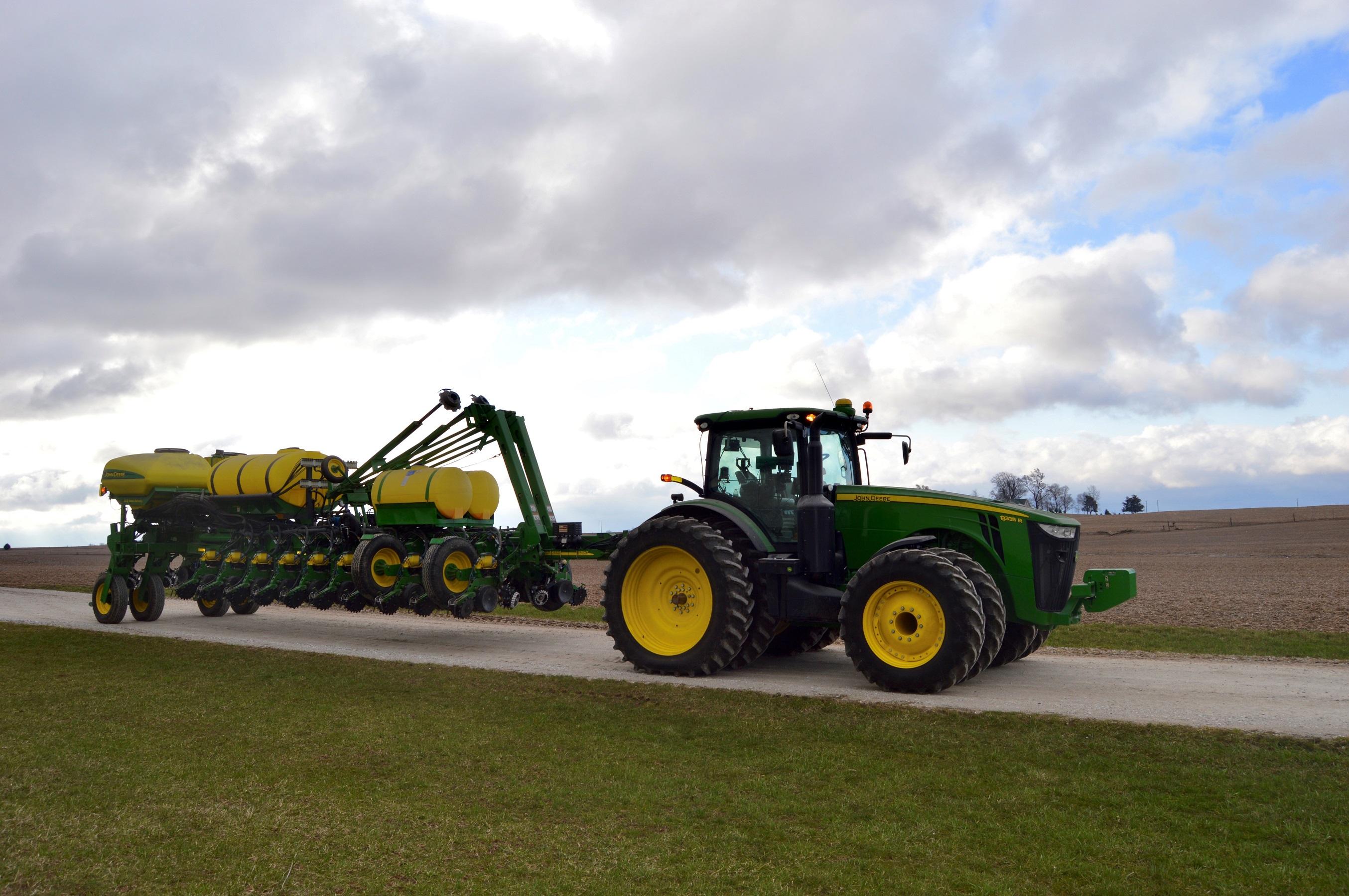 Hoosier Farmer May Lose Both Legs Following Farming Accident Monday