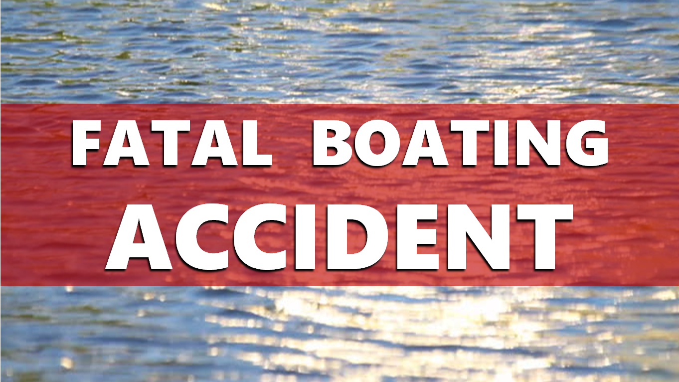 8--Year-Old Killed in Weekend Boating Accident