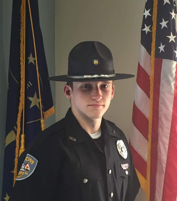 Tell City Police Officer Sworn In