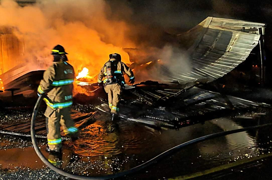 15,000 Turkeys Killed in Daviess County Farm Fire
