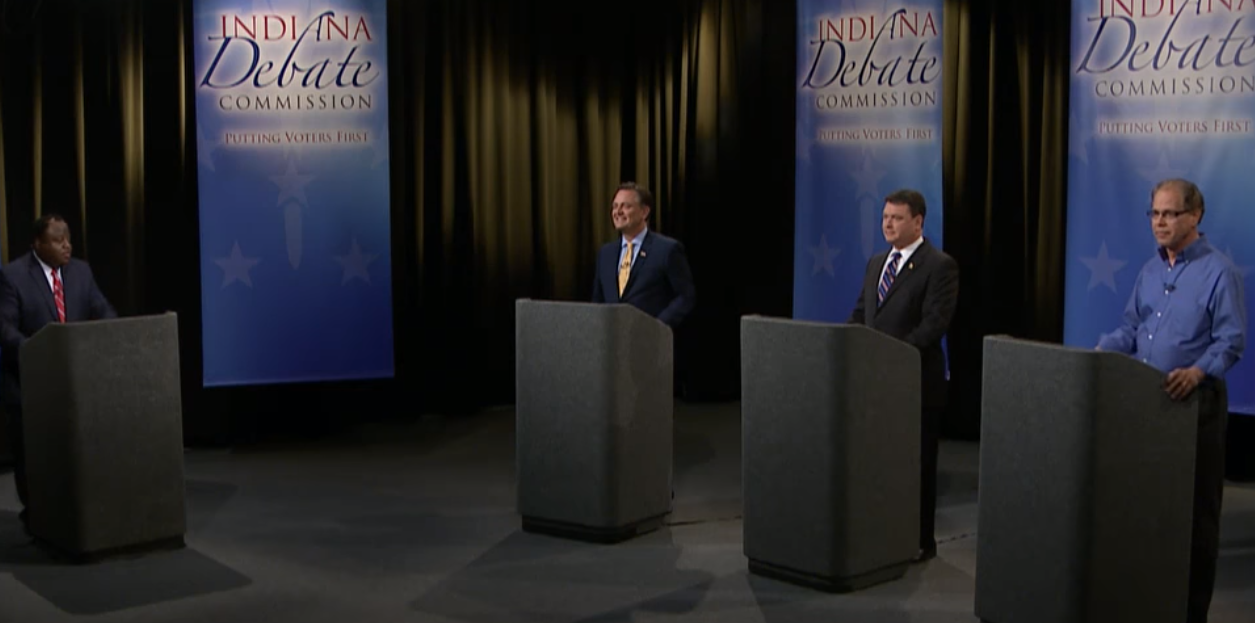 WATCH IT HERE:  Candidates Turn Up the Heat in Final GOP Primary Senate Debate