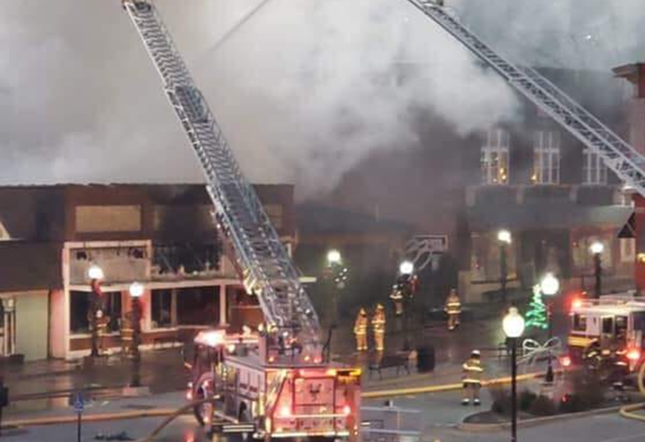 French Lick Bar and Restaurant Destroyed By Wednesday Morning Fire