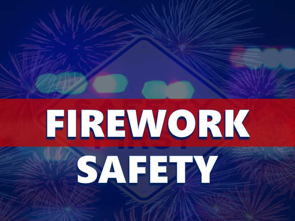 Jasper Fire Chief Releases Information on Firework Safety