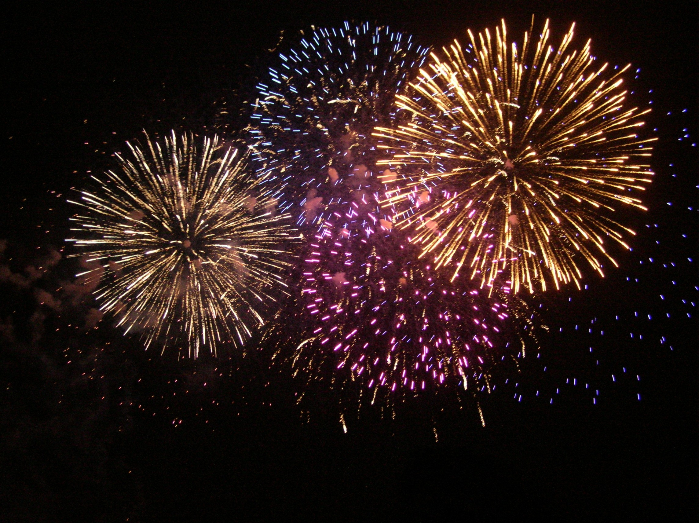 Thunder Over the Patoka Fireworks Show Saturday