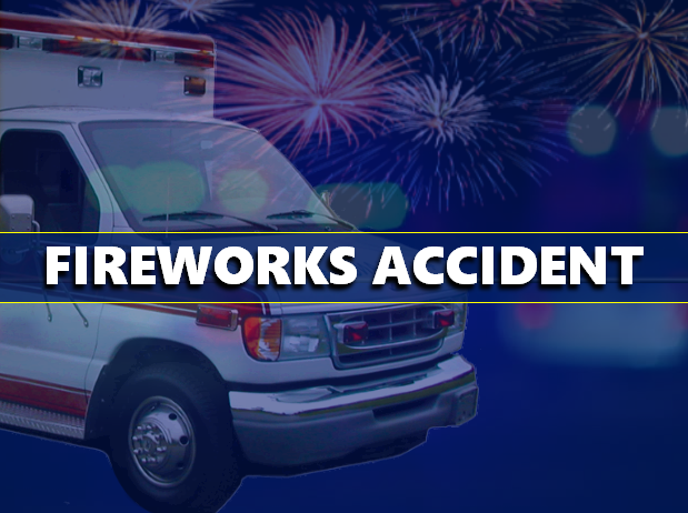 Loogootee Man Airlifted Following Fireworks Accident