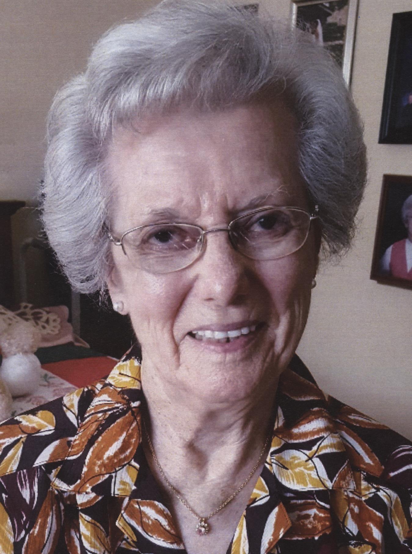 Helen S. Fleck, age 94, of Huntingburg