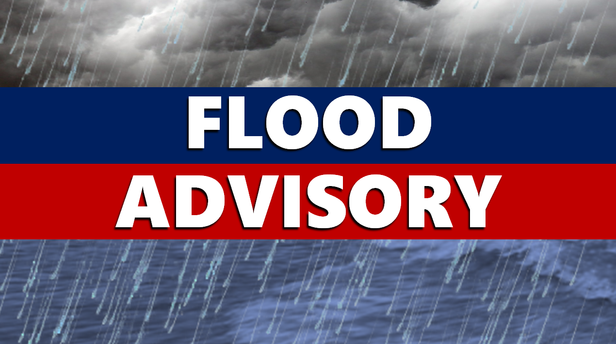 ALERT: FLOOD ADVISORY in Effect For Portions of the Listening Area