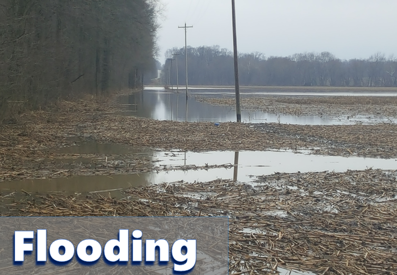 Hoosier Flood Funds Running Dry After February Flooding