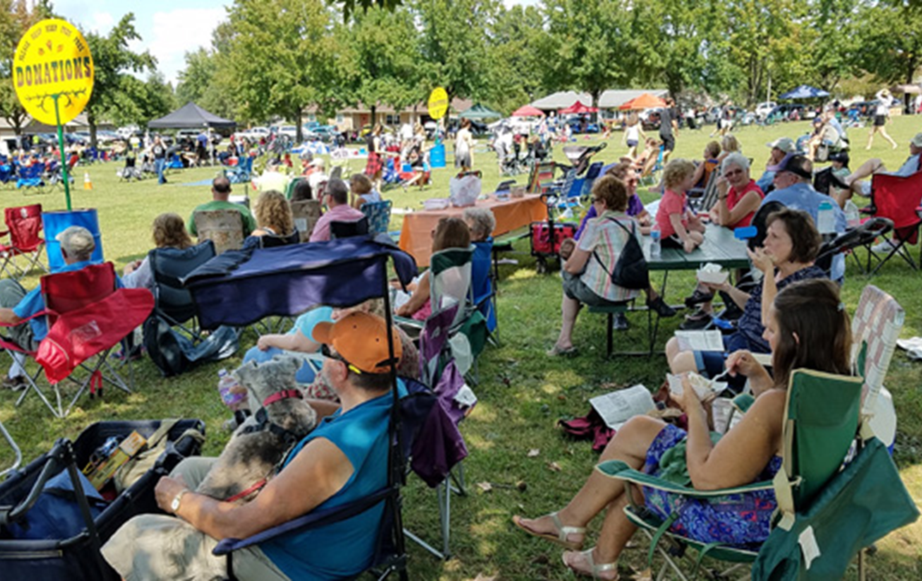 Organizers Expect Thousands to Turn Out For Saturday's Ferdinand Folk Festival