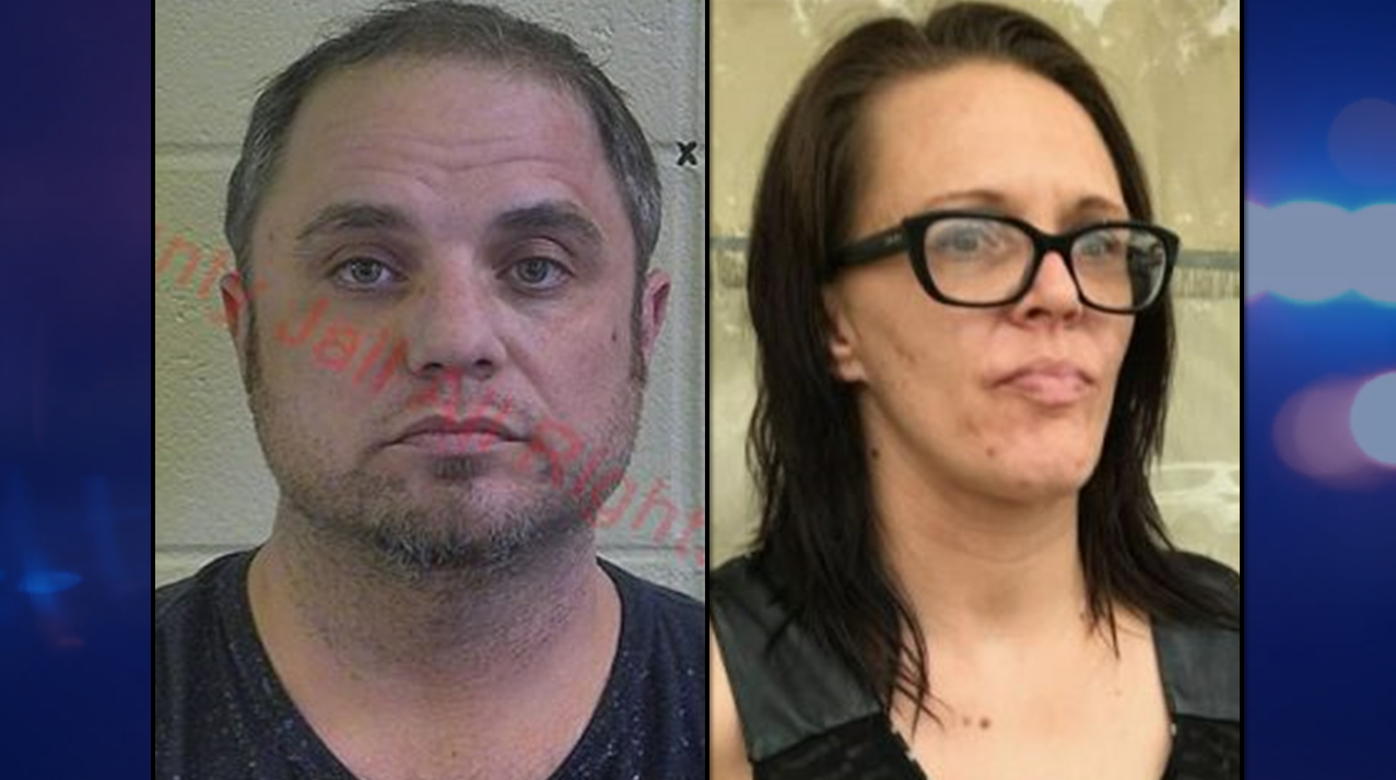 Jasper Couple Arrested in String of Identity Theft, Bank Fraud and Other Crimes