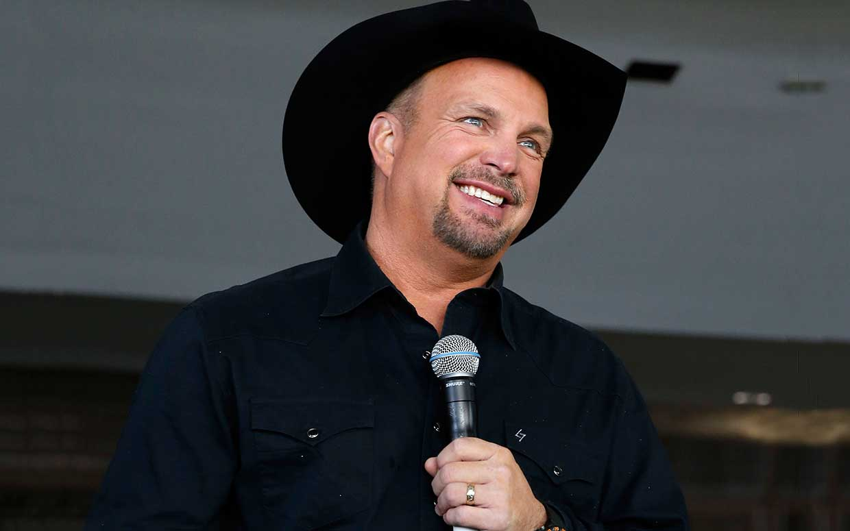 Garth Brooks Planning Historic Concert in Indiana