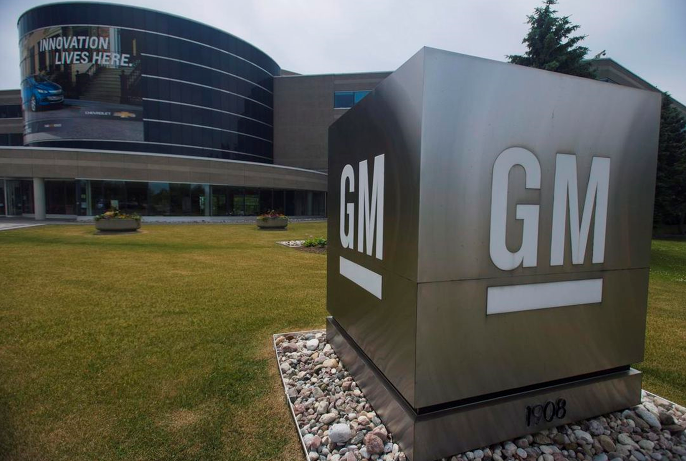 Indiana's GM Plant to Stay Open as Company Plans to Close Five Plants and Cut 15,000 + Jobs