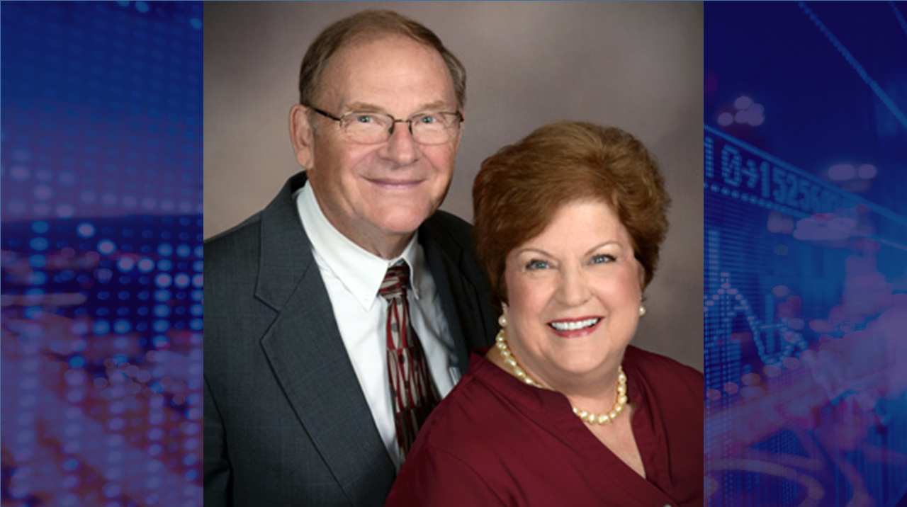 2020 German Heritage Award Presented to Al and Judy Bennett