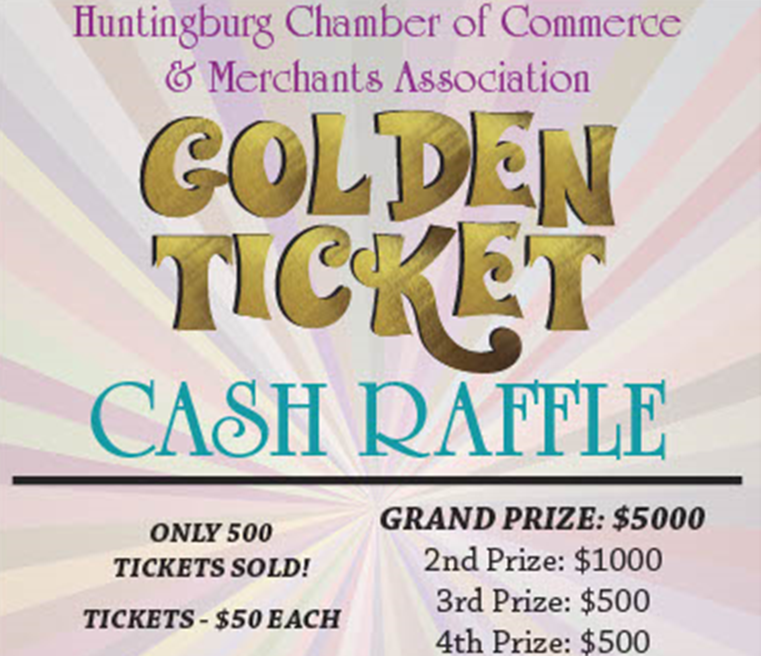 Huntingburg Chamber Announces Fundraiser for Downtown Promotion and Beautification