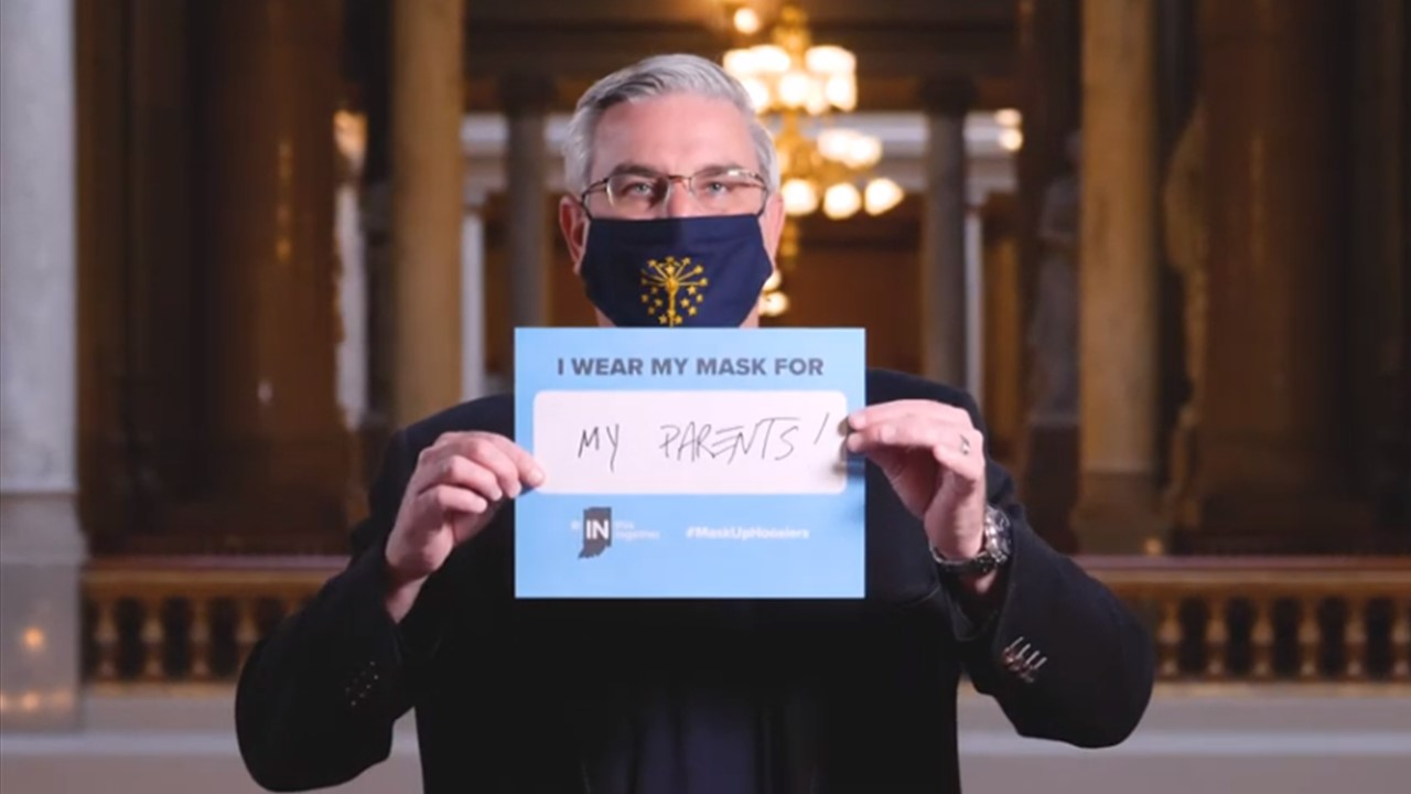 State Officials Release Video Urging Hoosiers to