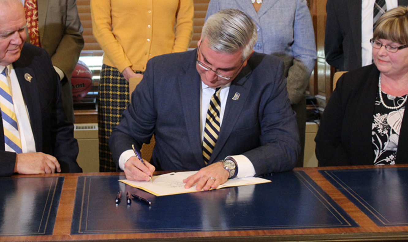 Hoosier Hemp Bill Headed For Governor Holcomb's Desk, He's Expected to Sign It