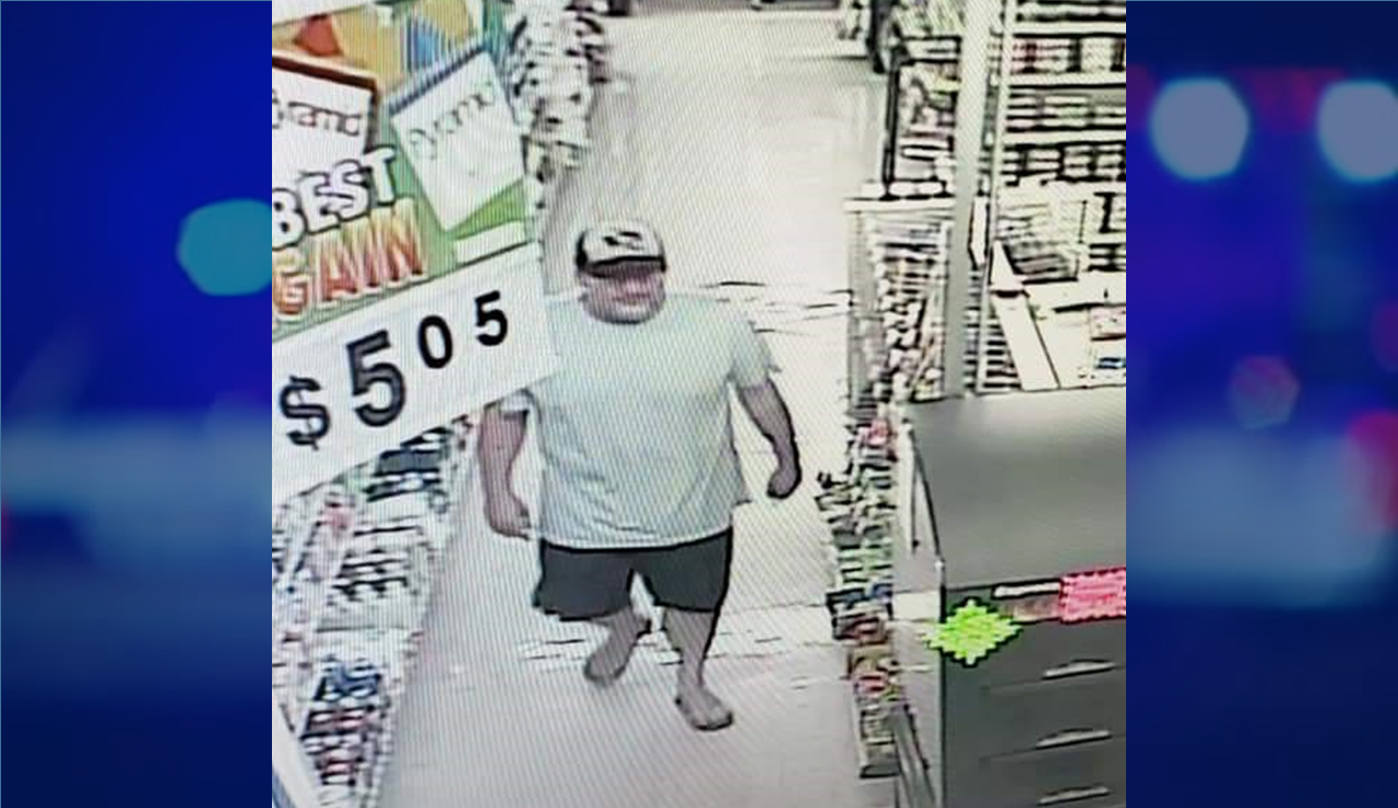 DO YOU KNOW HIM?  Huntingburg Police Need Your Help Identifying Male Subject