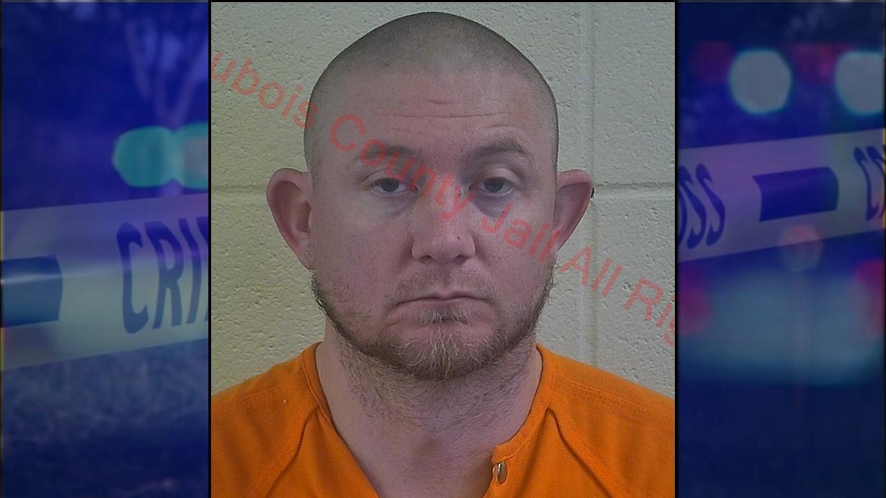 Strangulation Suspect Barricades Himself in Huntingburg Home, Surrenders Hours Later