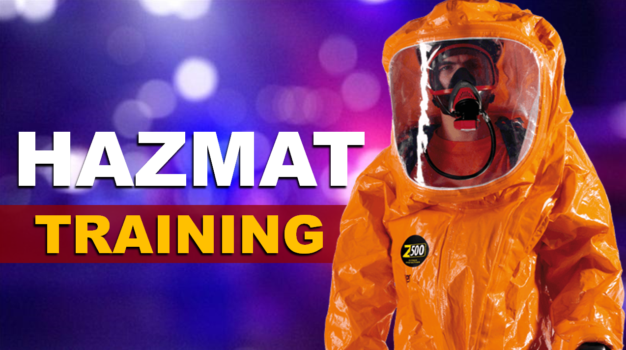 Local Emergency Responders to Participate in Functional Hazmat Training Later This Month
