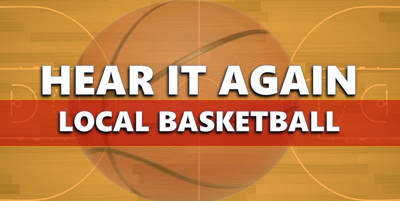 Hear It Again: Forest Park Lady Ranger Basketball vs Jasper 1/3/18