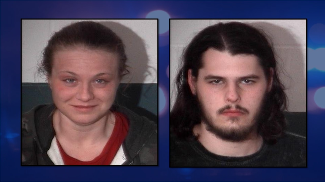 Two Arrested in Mitchell For Allegedly Dealing Heroin With Small Child Present