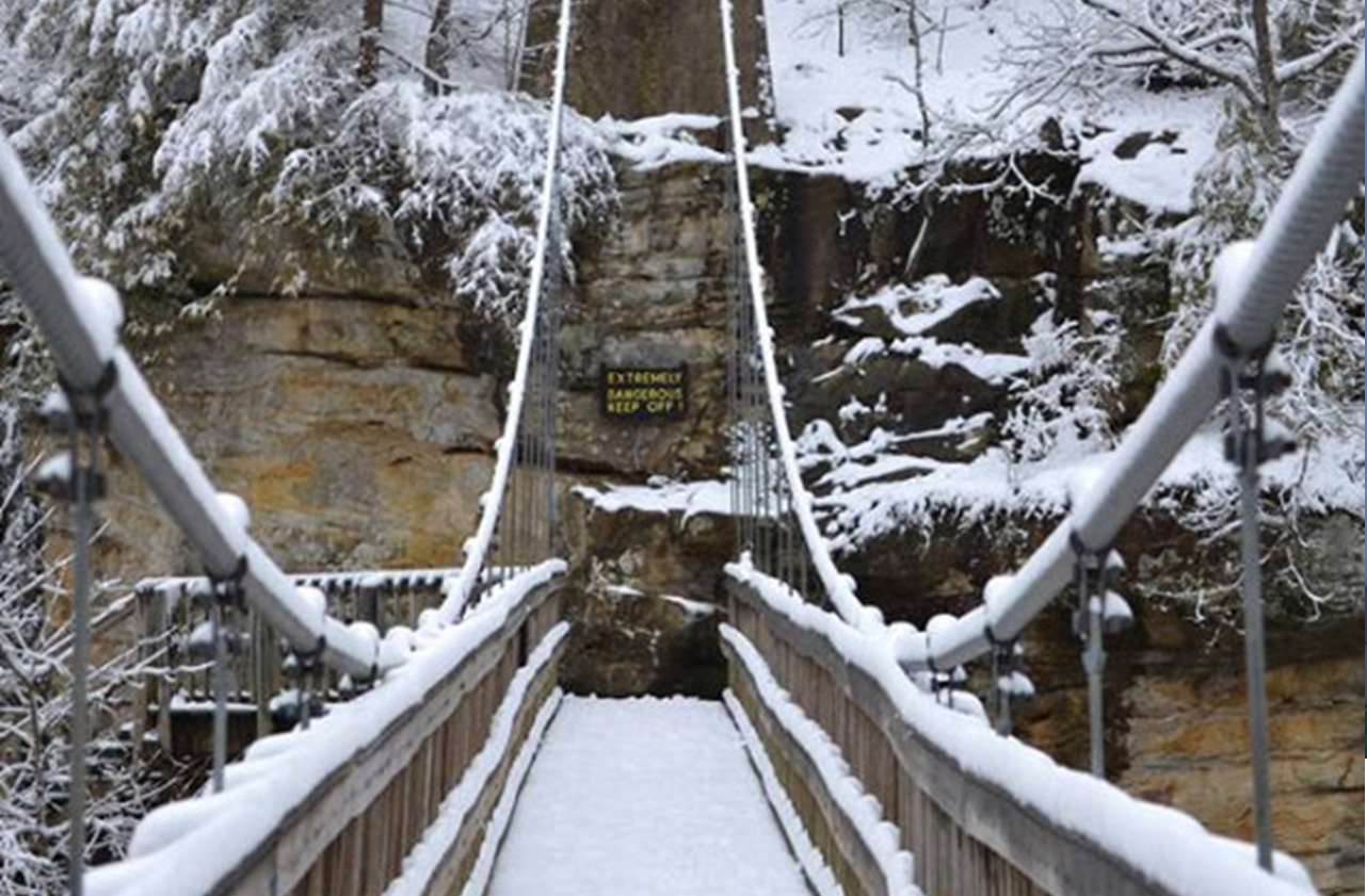 Area State Parks to Host First Day Hikes New Year's Day