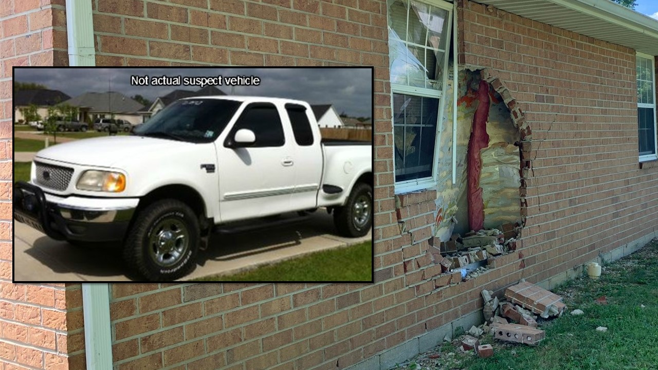 Truck Hits Dubois Apartment and Flees; Police Asking For Your Help