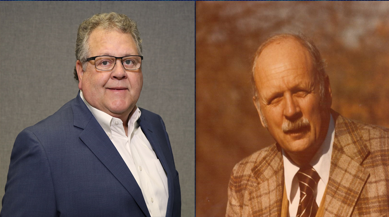 Doug Bawel, Bob Menke Sr. Inducted into the 2019 Dubois County Business Hall of Fame