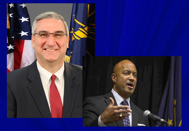 JUST IN:  Gov. Holcomb Offers