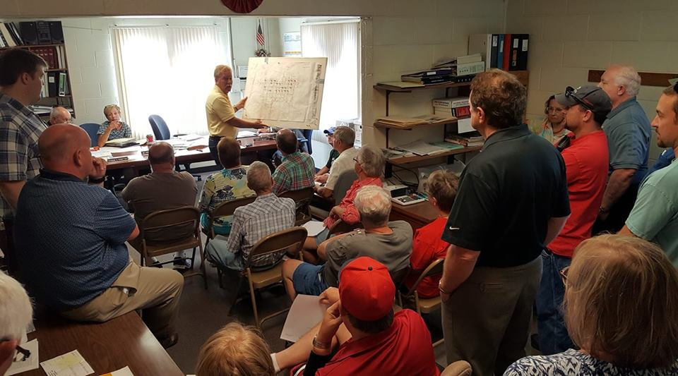 UPDATE:  Holland Officials Hold Public Meeting on Water Tower Issues