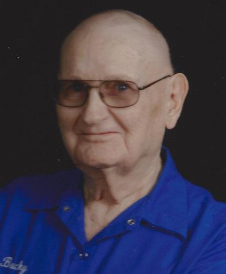"""Bertram """"Bucky"""" Hollinden, 90, of St. Henry"""