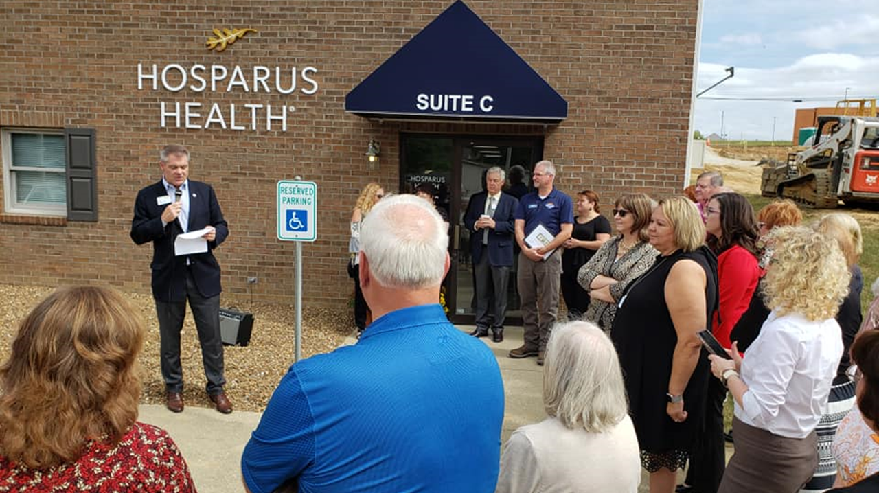 New Hospice Opens in Jasper to Provide End of Life Care