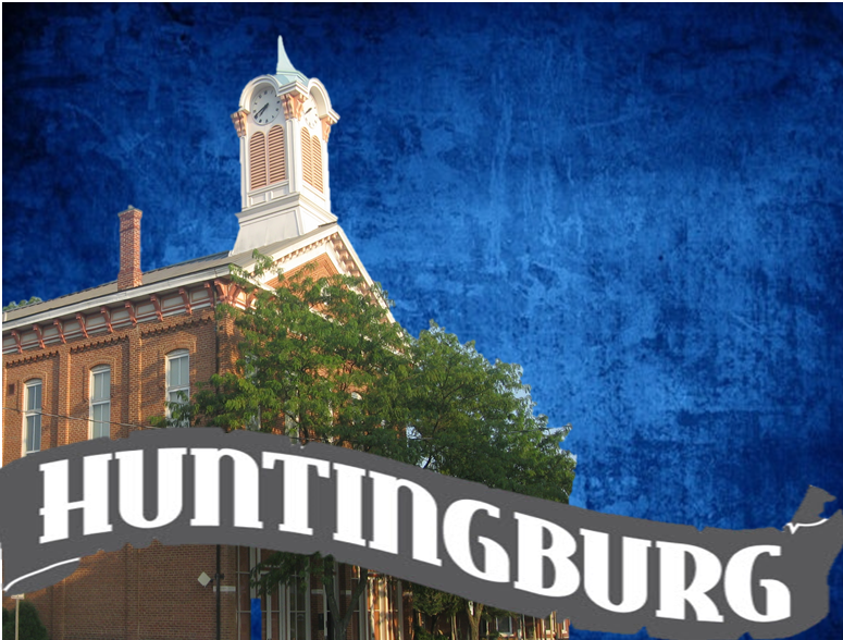 Huntingburg Announces