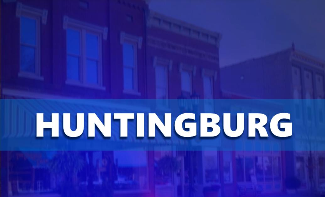 Huntingburg Street Department Tree Limb Pick-Up