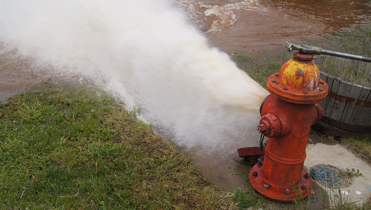 Ireland to Begin Hydrant Flushing This Week, Will Last Several Weeks