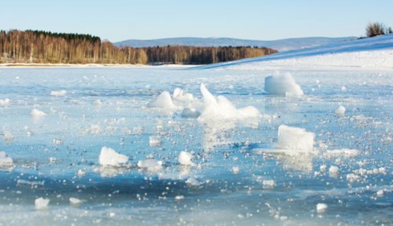 DNR:  Hoosiers Are Urged to Practice Ice Safety This Winter