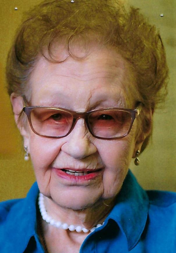 Ida Anna Maffenbeier, 103, of Ferdinand