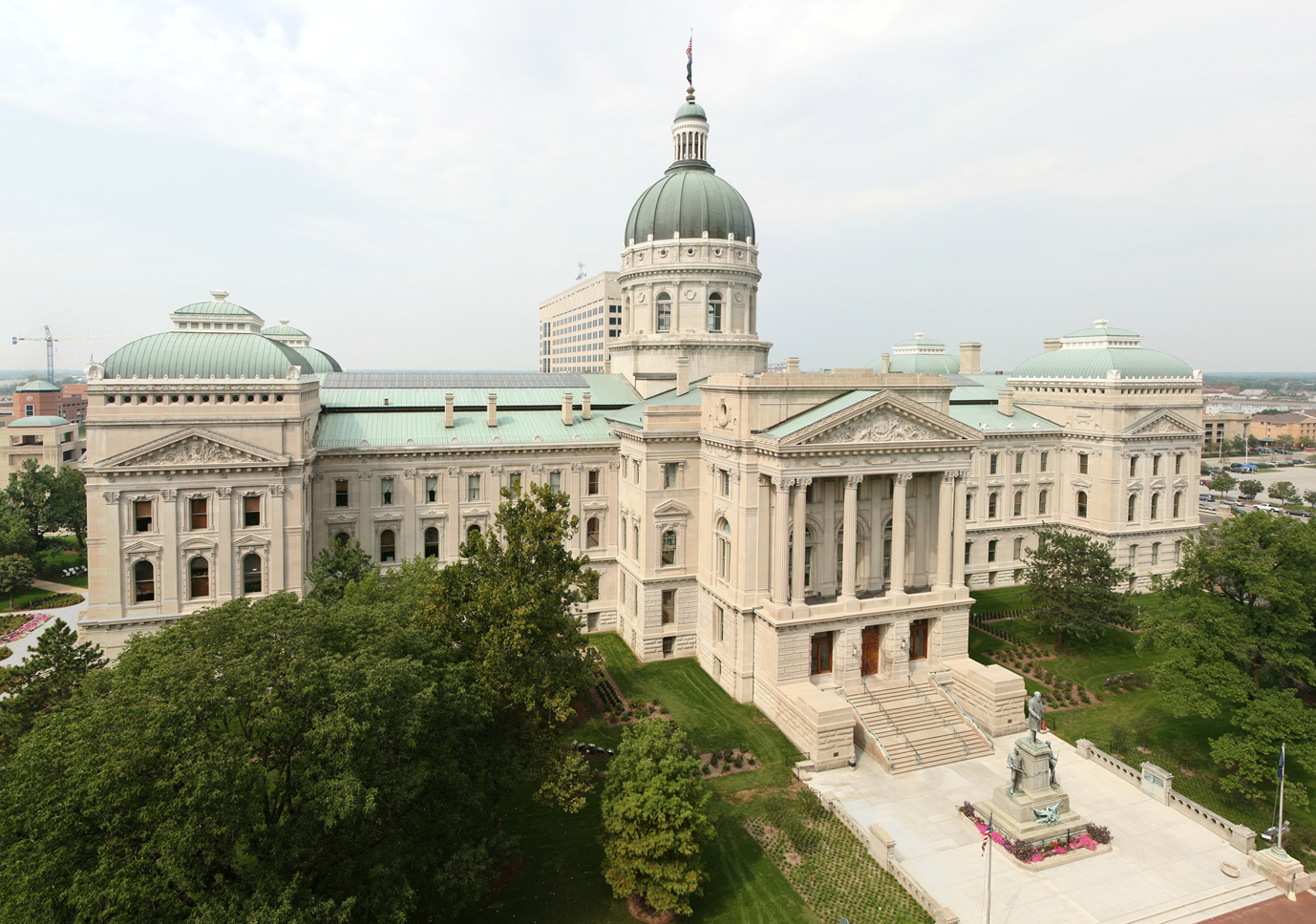 Indiana Abortion Law Faces Court Challenge Just Days After Session Adjourns