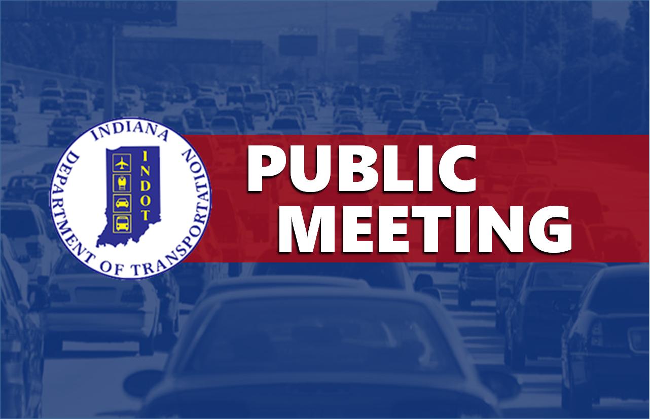 PUBLIC HEARING  - U.S. 231 Project at S.R. 70 and C.R. 800 North in Spencer County