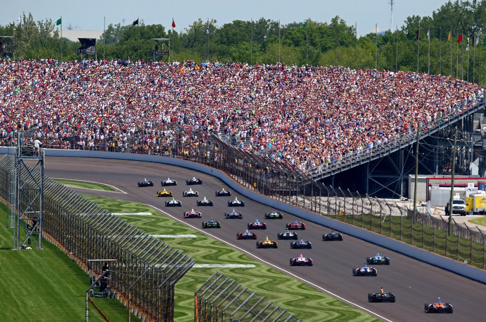 Expect Increased Security at This Year's Indy 500