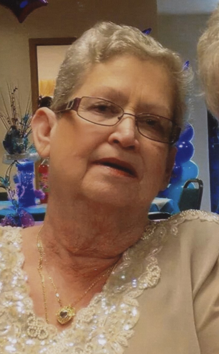 Irma Ruibal, age 74, of Huntingburg