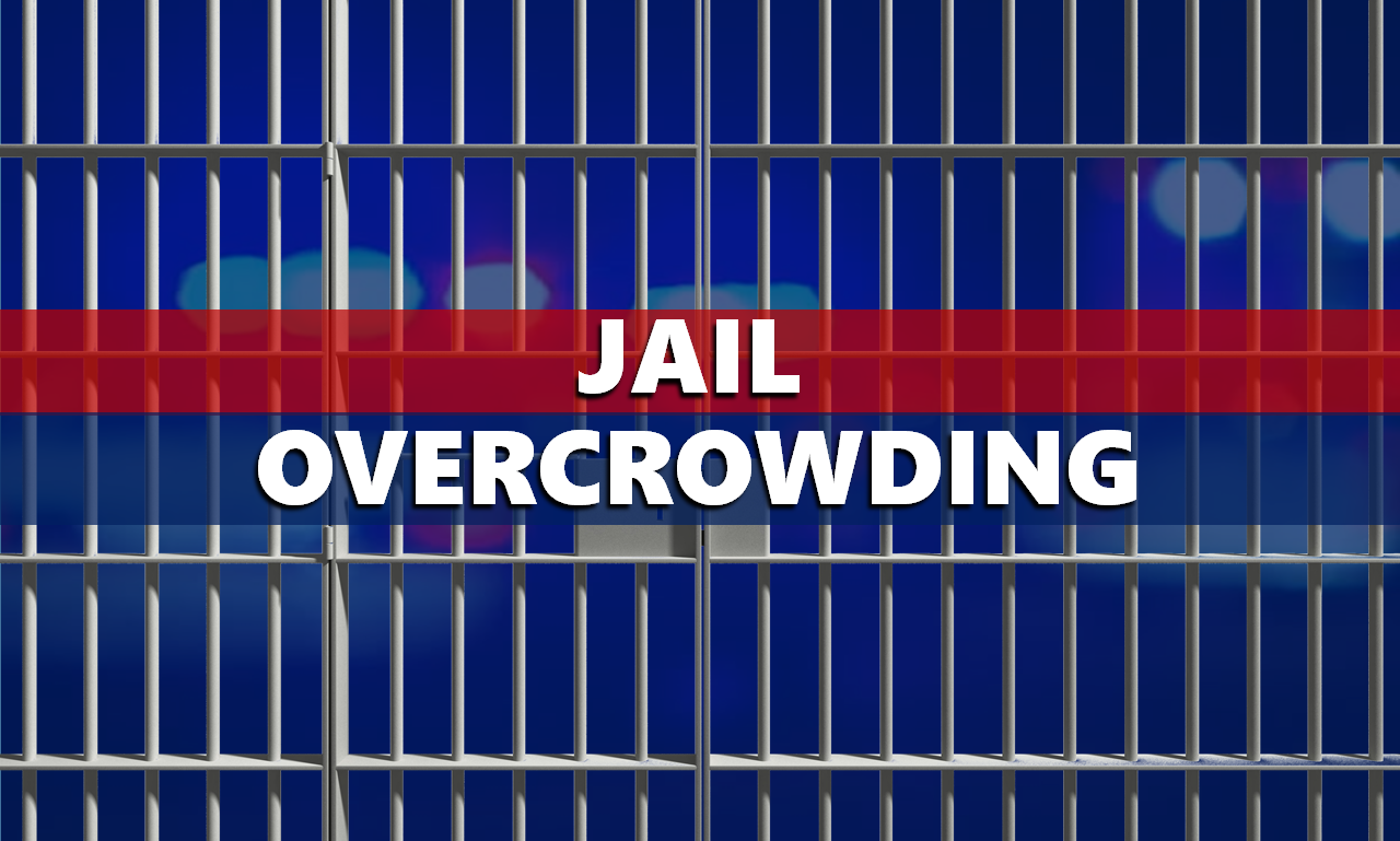 Dozens of Indiana Counties Report Jail Overcrowding, Including Dubois